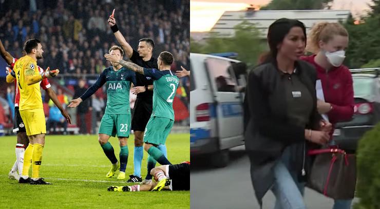 Slavko Vinčić i Tijana Ajfon