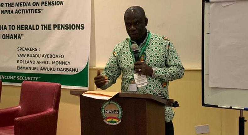 Chief Executive Officer (CEO) of the NPRA, Hayford Atta Krufi