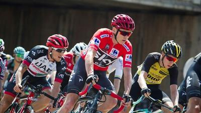 Marczynski wins sixth stage, Froome extends lead