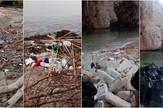 zagađema plaža hrvatska