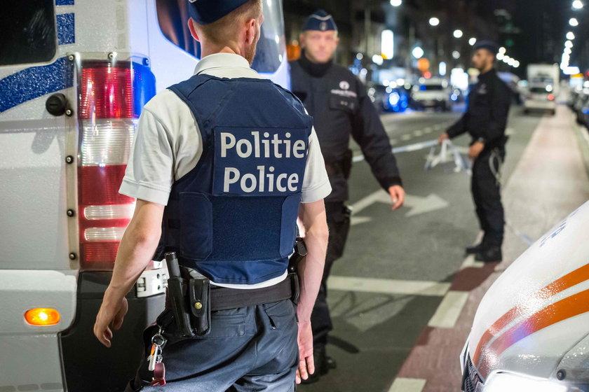Ataki w Brukseli