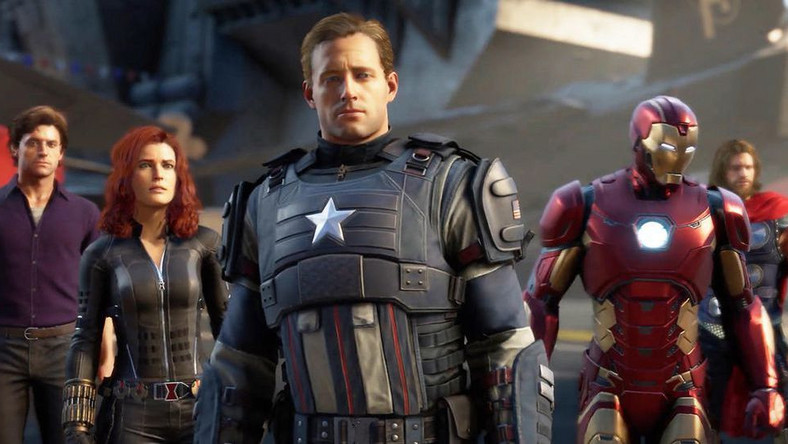The Avengers Look Wrong In This New Video Game