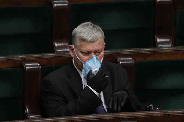 Marek Suski w Sejmie