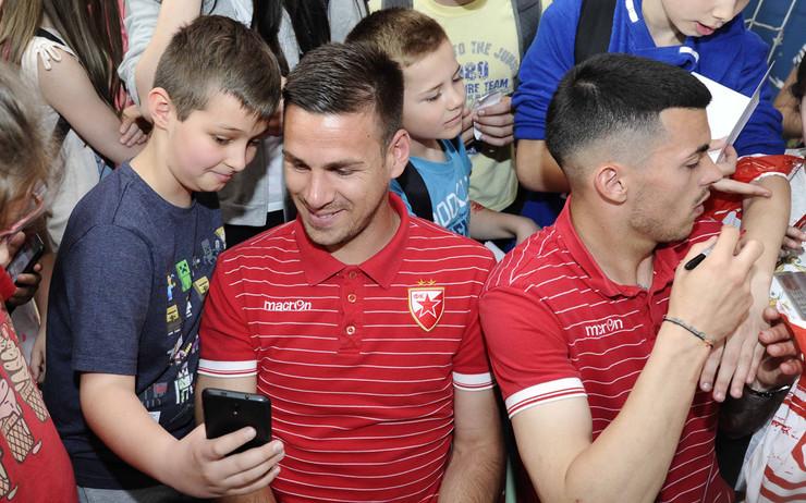 Nemanja Radonjić i Marko Gobeljić