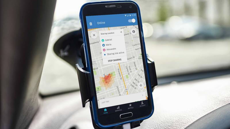 Uber zwiększa bezpieczeństwo kierowców