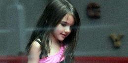 Holmes zapisała córkę na gimnastykę