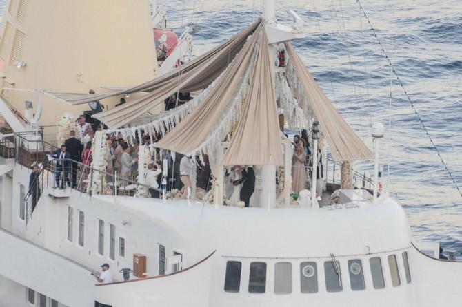 Prelepo venčanje na Kapriju
