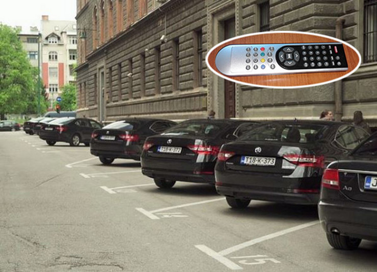 Predsednistvo BiH sluzbeni automobili daljinski