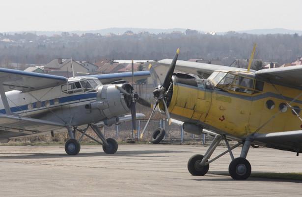 Samoloty typu An-2 (zdjęcie ilustracyjne)