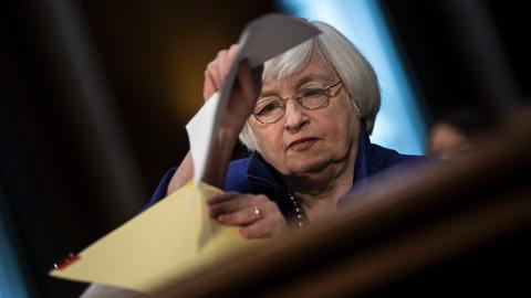 Janet Yellen, prezeska Rezerwy Federalnej: Marzec jest na stole