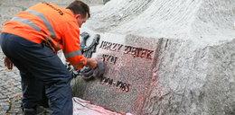 Adam Słomka pochwalił się, że zniszczył pomnik gen. Ziętka