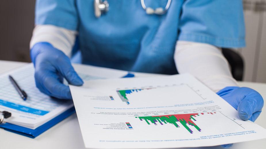 Co liczby mówią o rozwoju pandemii?