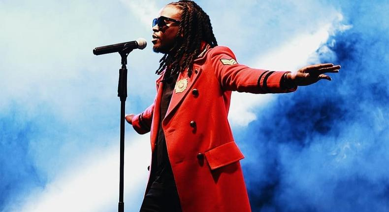 Nyashinski set to treat his fans to a live concert ahead of his much-anticipated Album