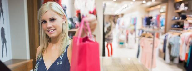 Średnia cena produktu z działu damskiego to tylko 3,9 funta