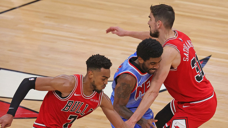 NBA. Chicago Bulls wygrali, derby Los Angeles dla Clippers. Wyniki