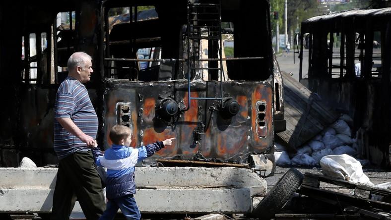Ukraińcy wycofali swoje wojska z Kramatorska