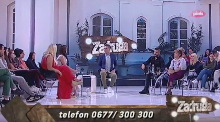 Miljana, Marko