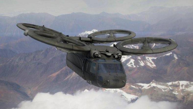 Sikorsky-Boeing oraz Bell Helicopter podjęły się zbudowania nowych śmigłowców