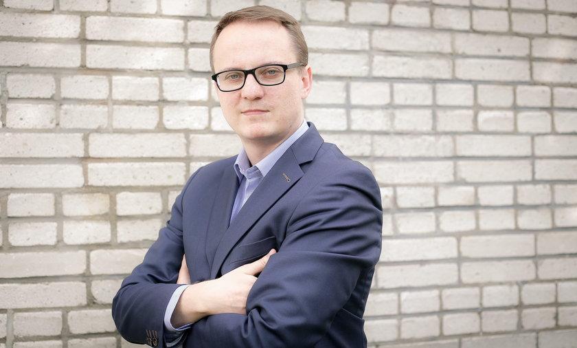 Bartłomiej Radziejewski, politolog, dyrektor i założyciel Nowej Konfederacji