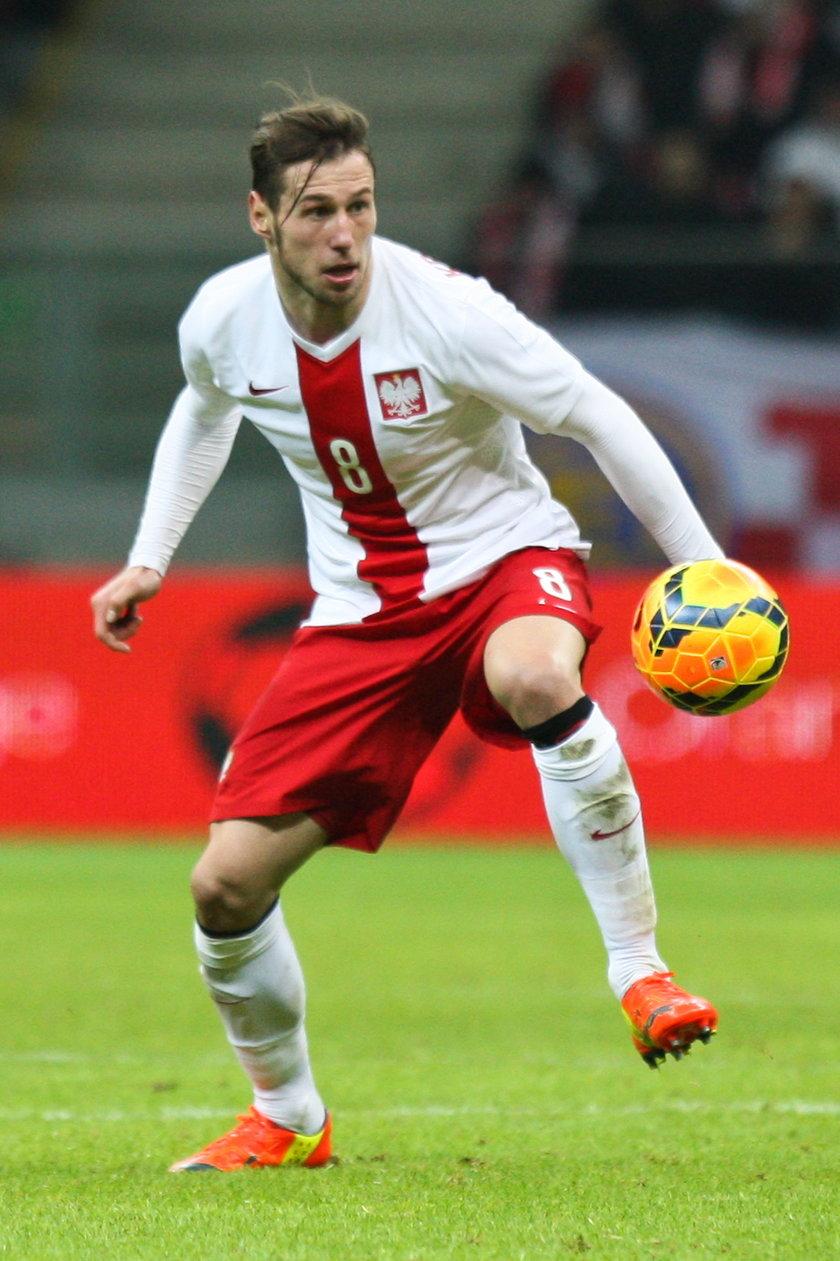 Grzegorz Krychowiak w Sevilla FC