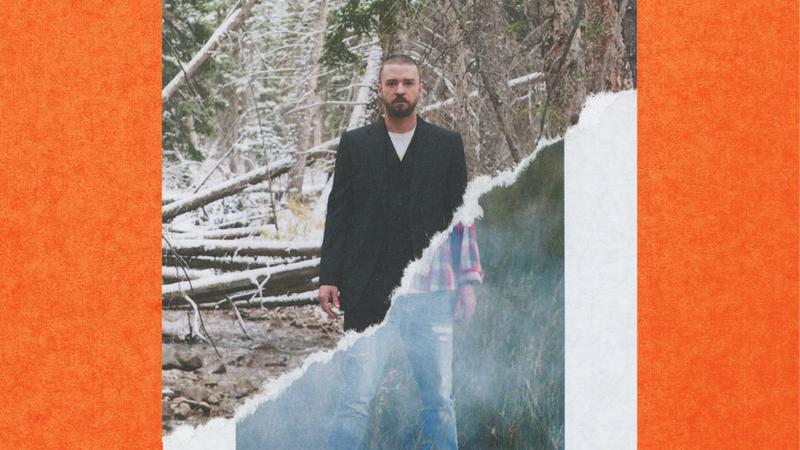 "Justin Timberlake - ""Man of the Woods"""