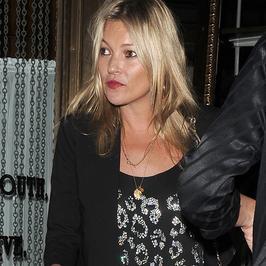 Kate Moss została twarzą polskiej marki. A jak modelka ubiera się na co dzień?