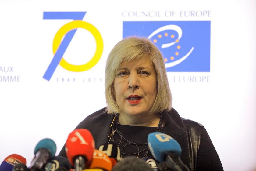 """Ostra reakcja Ziobry na wpis unijnej komisarz. """"Niech się pani wstydzi"""""""