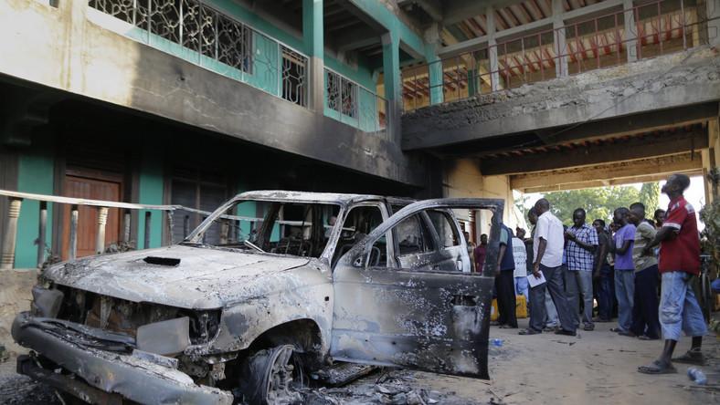 Zamachy w Kenii