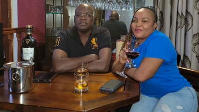 MP enjoys Sh79,000 rare whisky, with message to billionarie husband [Photo]