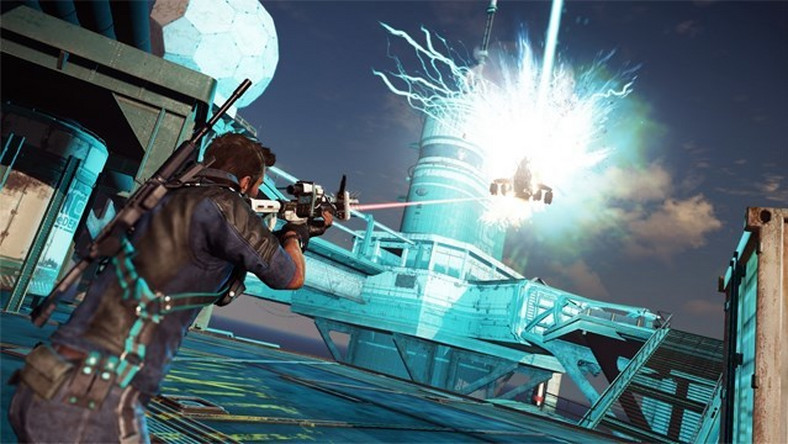 No proszę, jutro premiera Bavarium Sea Heist - trzeciego DLC do Just Cause 3