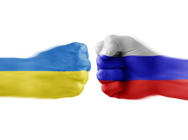 Ukraina Rosja