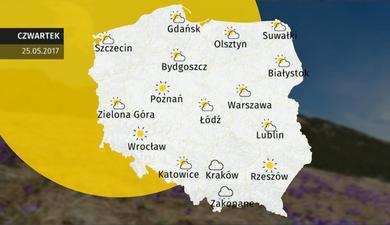 Prognoza Pogody Dla Polski   Godzinowa  C B Dlugoterminowa