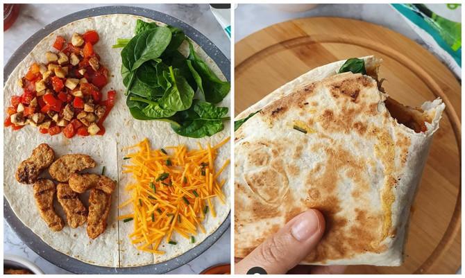 Evo najpopularnijeg načina za pripremu tortilje