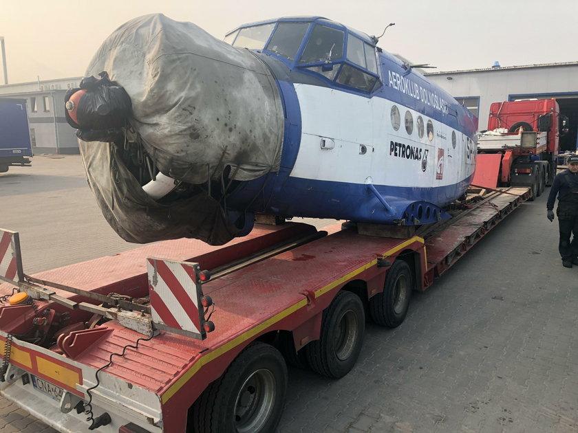 samolot AN2