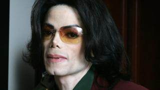 Michael Jackson (fot. getty images)