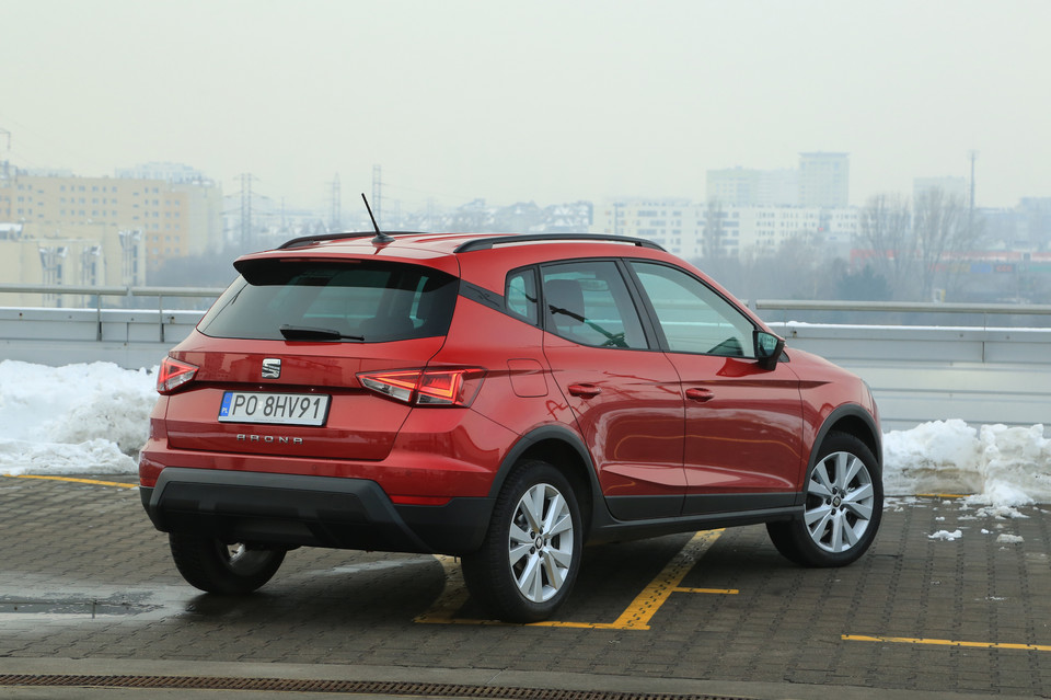 Seat Arona 1.0 TSI Full LED