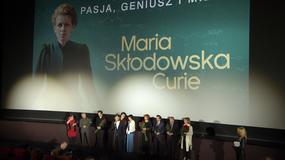 """Gwiazdy na premierze filmu """"Maria Skłodowska-Curie"""""""