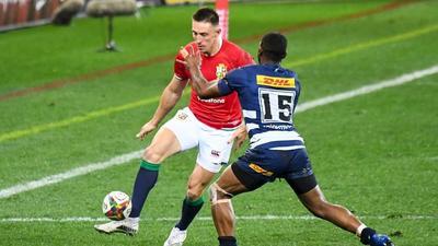Lions make six changes for decisive third Test against Springboks