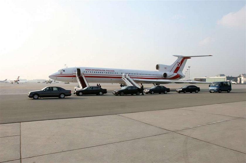 Polecą Tu-154 na rocznicę katastrofy 10 kwietnia?