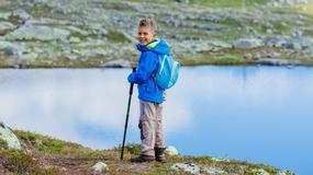 Sandały trekkingowe dla dzieci