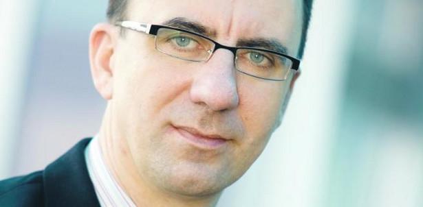 Andrzej Kulik, rzecznik prasowy Krajowego Rejestru Długów BIG SA