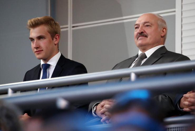 Nikolaj Lukašenko