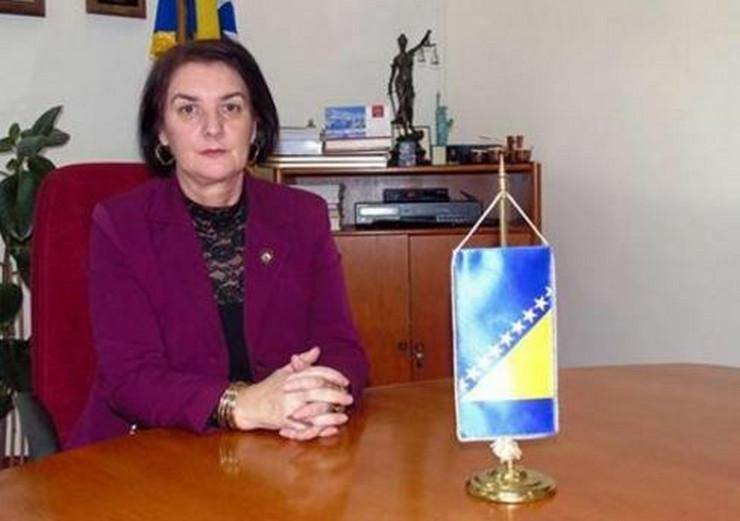 Gordana Tadic vd glavni tuzilac BiH