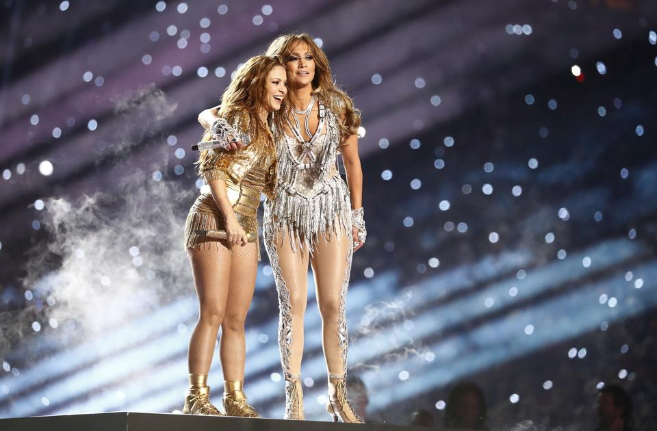 Super Bowl 2020: Shakira i Jennifer Lopez