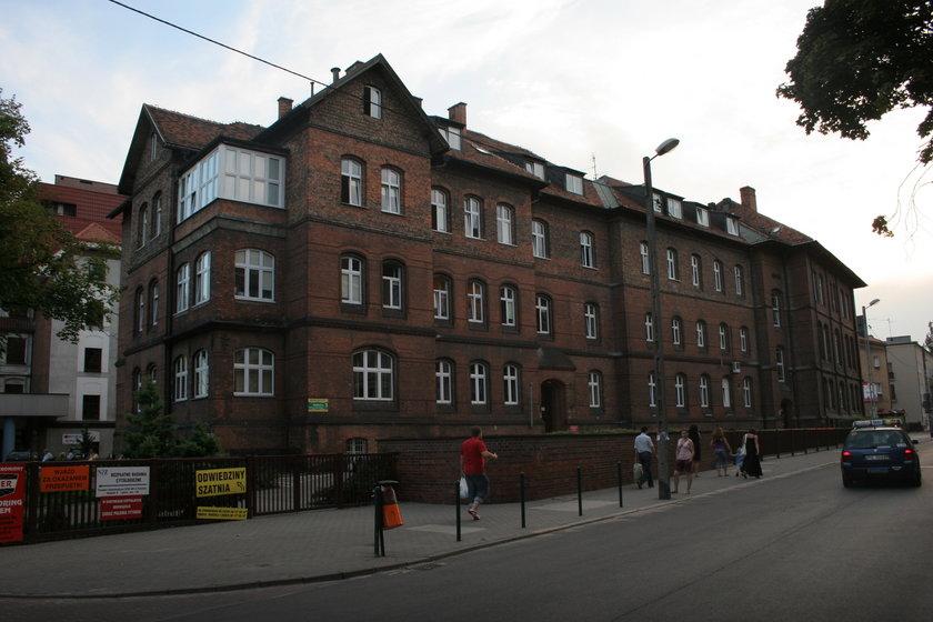 Szpital przy ul. Polnej