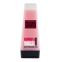 Raspberry & Vanilla Milk Shower Gel - opinie
