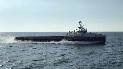 Kluczowy test bezzałogowego statku US Navy zakończony sukcesem