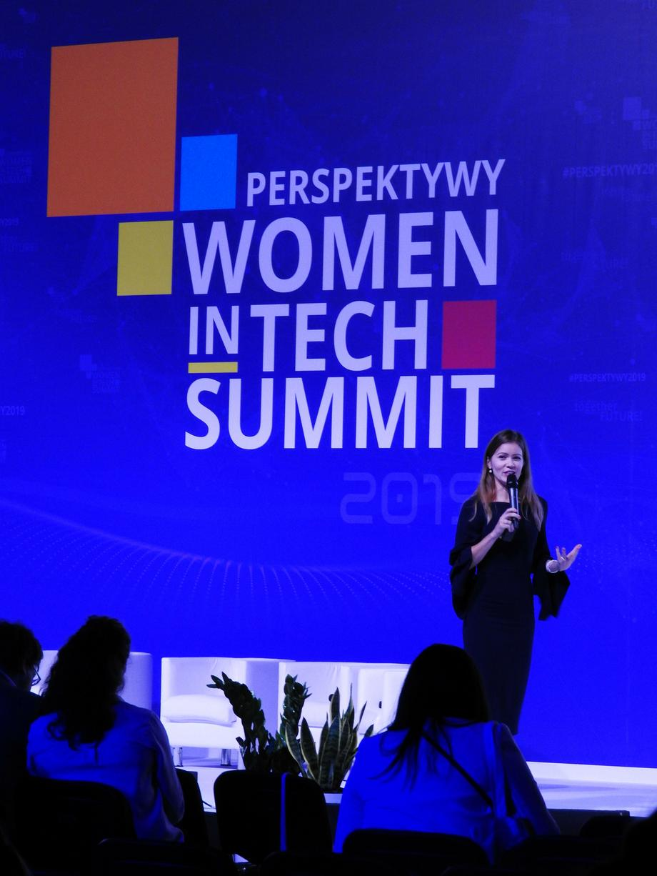 Siri Chilazi na Women in Tech Summit