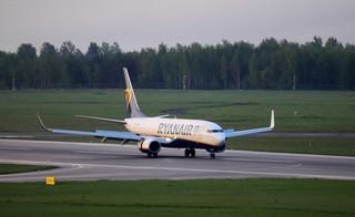 Władze Białorusi: Autorzy informacji o bombie na pokładzie Ryanair podpisali się jako Hamas