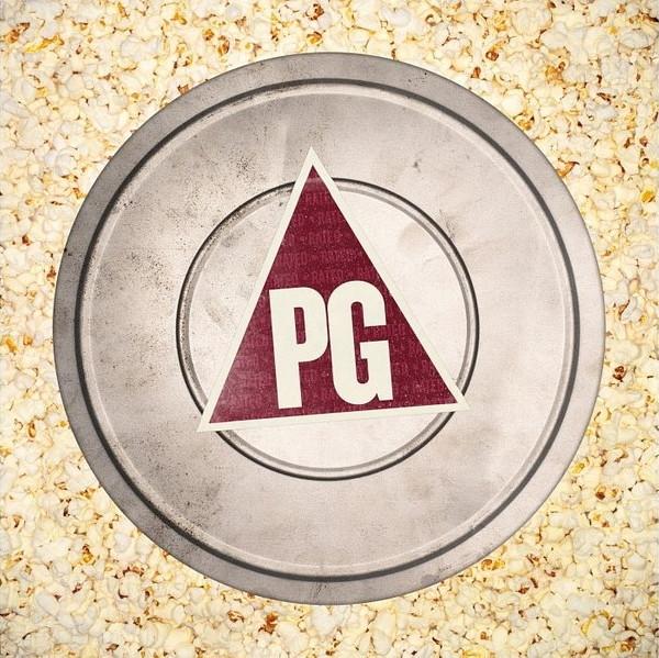 Okładka płyty Rated PG